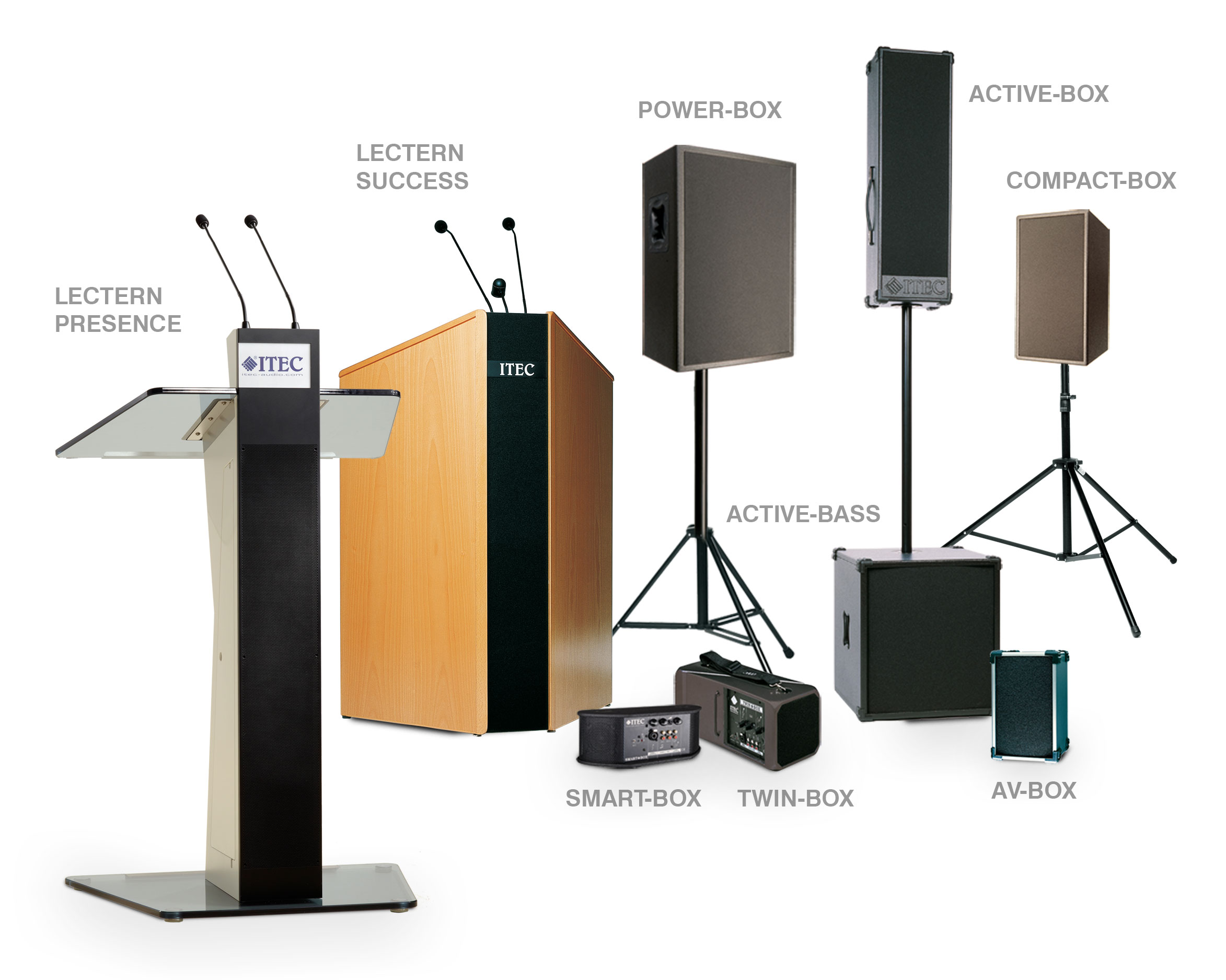 Mobile Sound Systems